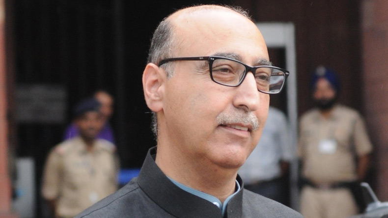 Pakistan's USA envoy calls former colleague Abdul Basit's letter about him 'disgusting'