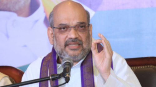 BJP rare party with ideology, internal democracy: BJP President Amit Shah