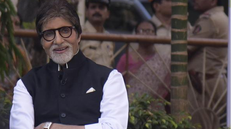 Big B alarmed by 'The Blue Whale' influence on youngsters