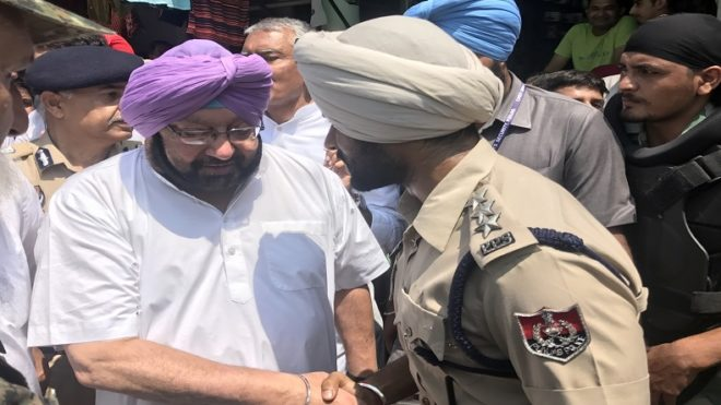 No compensation to Dera law breakers from Punjab: CM Amarinder Singh