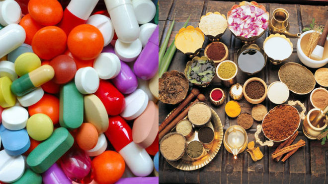 Integration of Ayurveda with Allopathy for Wellness