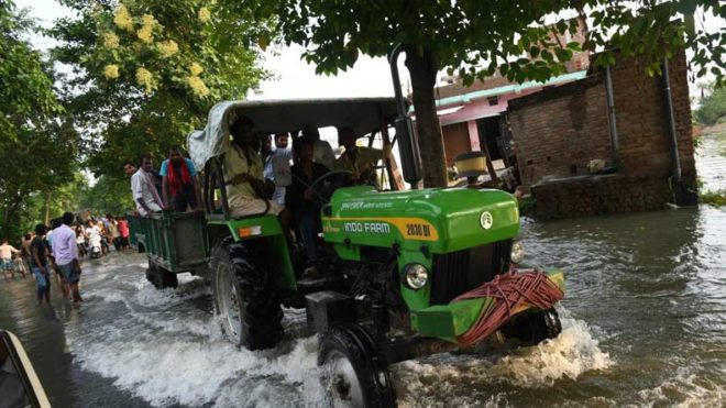 Bihar flood toll reaches 119