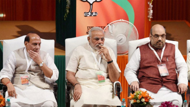 BJP plays the caste card; knowing it won't get the Muslim vote
