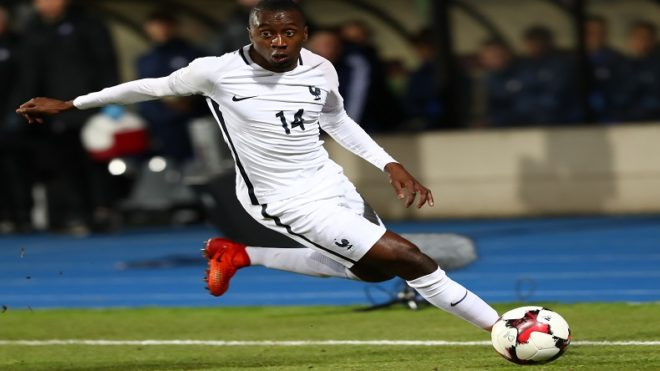 French midfielder Blaise Matuidi signs for Juventus on a 3 year deal