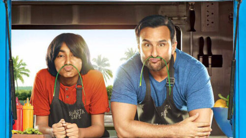 Love the simplicity of Saif's look in 'Chef': Director