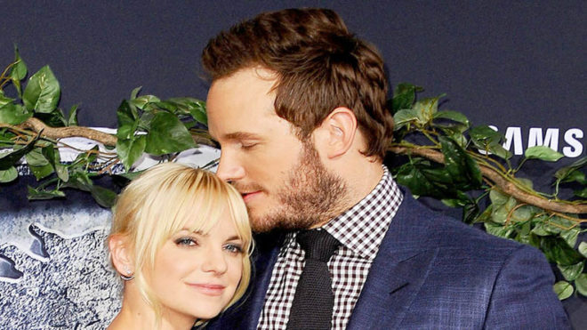 Anna Faris, Chris Pratt trying to save their marriage