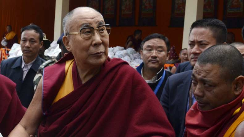 Doklam not a serious issue: Dalai Lama