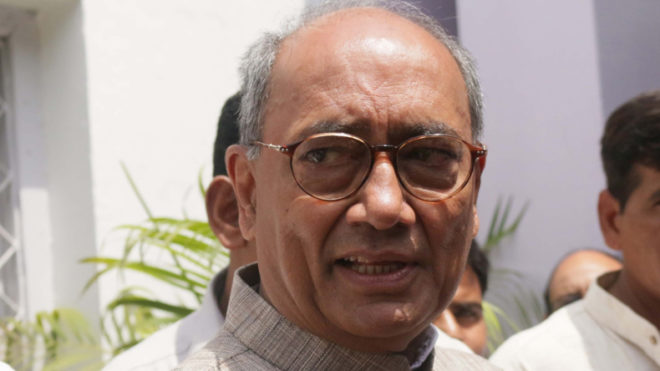 BJP government protecting RSS-connected accused: Congress leader Digvijaya Singh