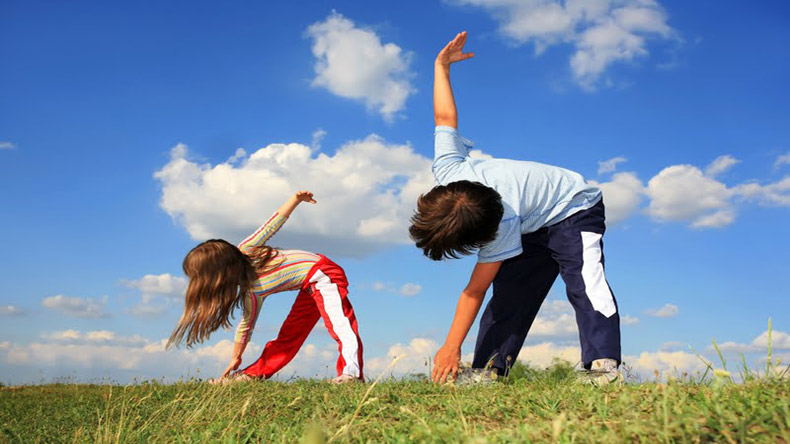 Exercise in childhood may cut obesity, cancer risk