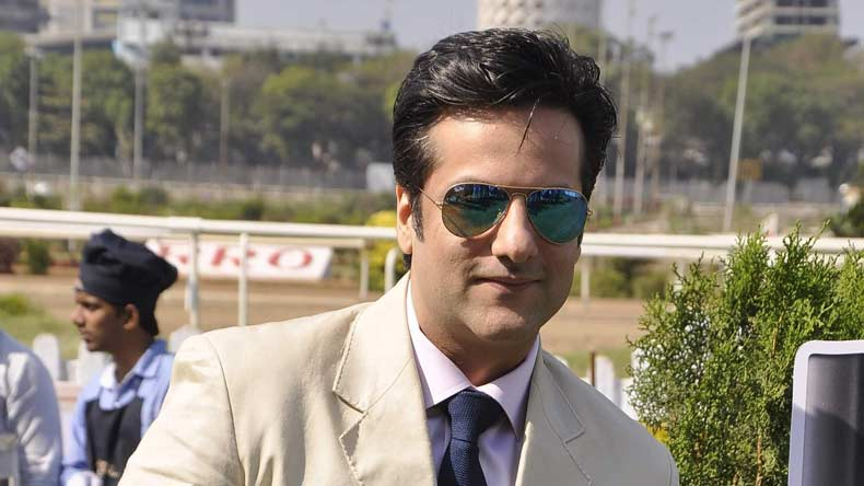 Actor Fardeen Khan, wife blessed with son