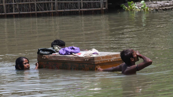 Bihar flood: Death toll reaches 341