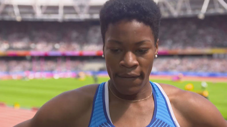 Phyllis Francis wins women's 400m title at world athletics
