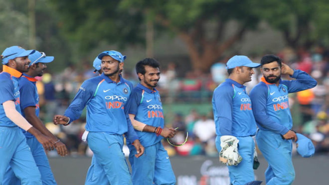 India vs Sri Lanka: National anthems to not be played during remaining ODI series