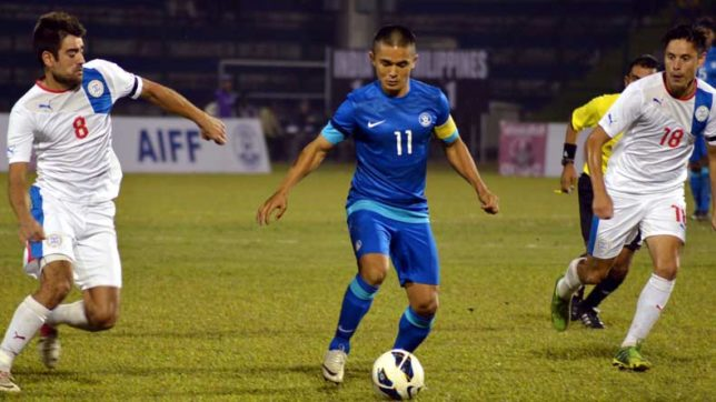 India drops down one place to 97th spot in latest FIFA rankings