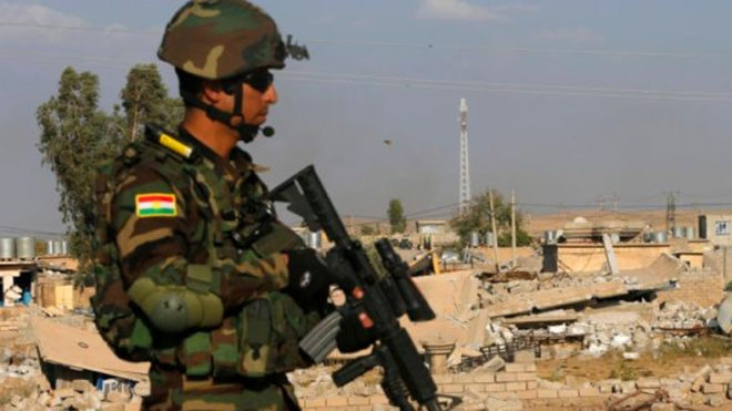 Iraqi forces foil IS suicide attacks in Iraq's Salahudin