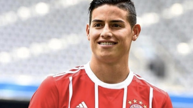 Colombia's James Rodriguez to miss World Cup qualifier against Venezuela