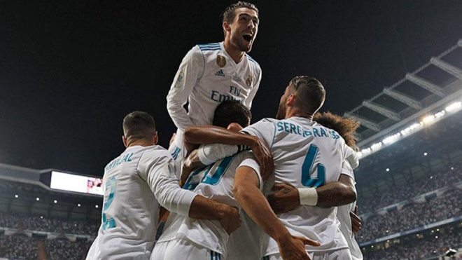 Real Madrid scores two past Barça to lift Spanish Super Cup