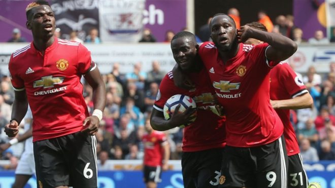 Man Utd impress, Arsenal edged by Stoke, Premier League standings after game-week 2