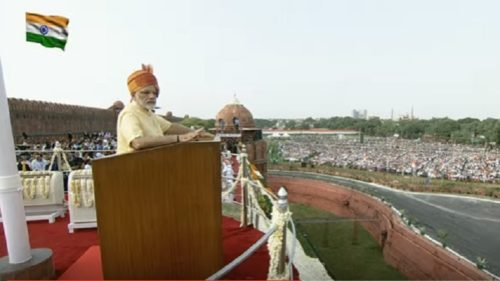 Here are the key highlights of PM Narendra Modi's Independence Day speech