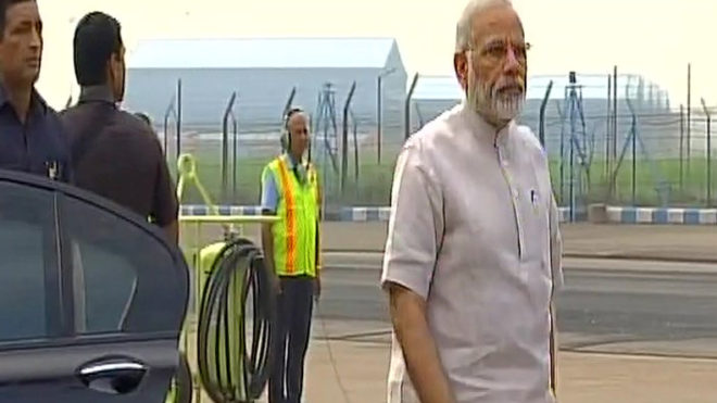Bihar: PM Modi to conduct aerial survey of flood-affected regions