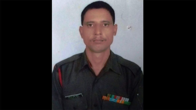 Narendra Singh Bisht — Another soldier sacrifices his life for the country