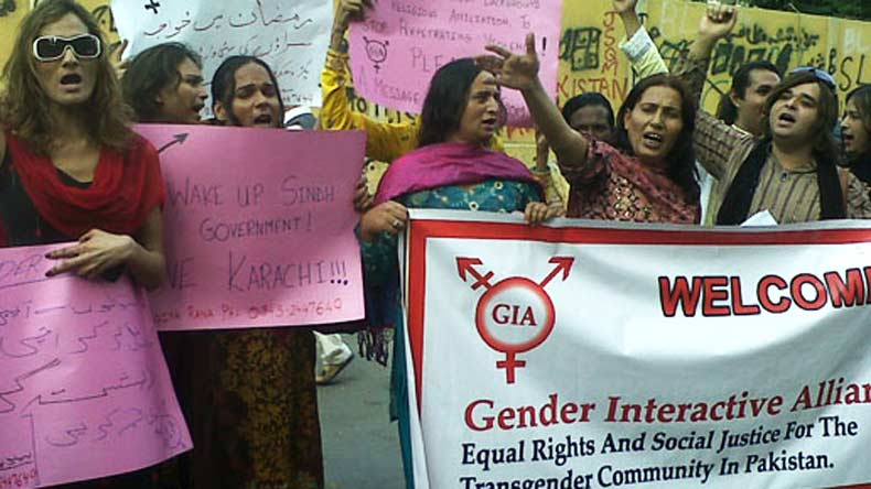 Pakistan introduces legislation to protect transgenders