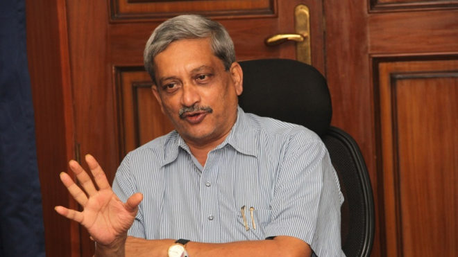 Army did not give adequate protection to Purohit: Manohar Parrikar