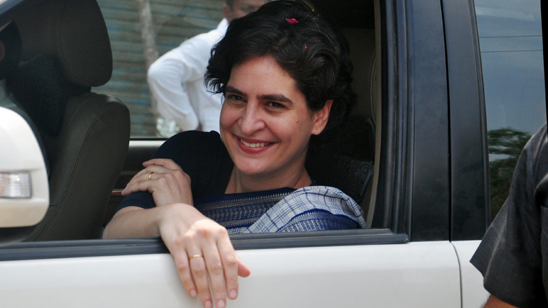 Priyanka Gandhi Vadra diagnosed with dengue fever, admitted in Delhi hospital