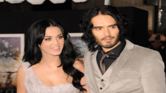 Russell Brand marries again, has India-themed party