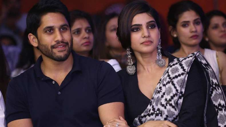 Samantha Ruth Prabhu and Naga Chaitanya steal people's hearts!