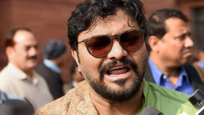 Boys will be boys, hints BJP's Babul Supriyo; defends accused in Chandigarh stalking case