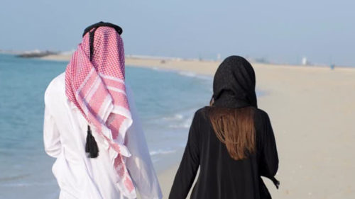 Bizarre! Wife divorced for walking ahead of husband
