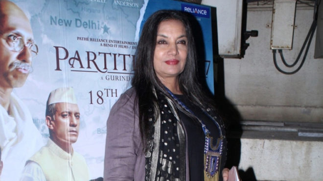 Marriage not made in heaven in Islam: Shabana Azmi