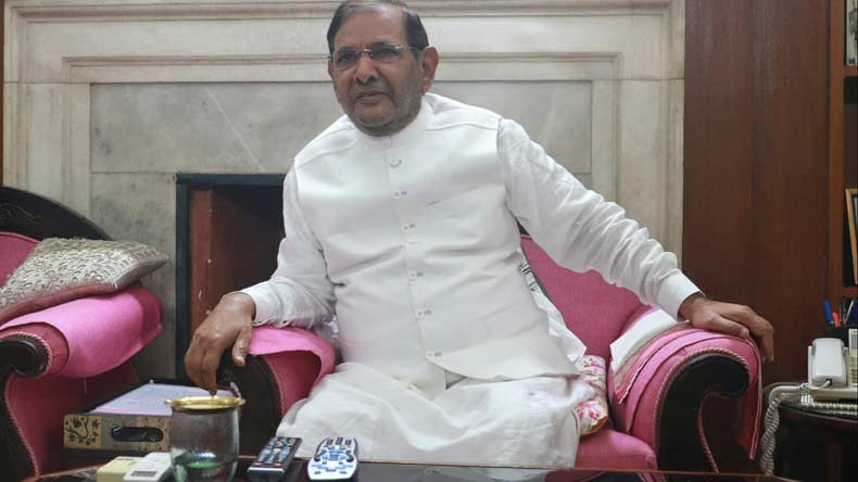Sharad Yadav says he still supports Grand Alliance