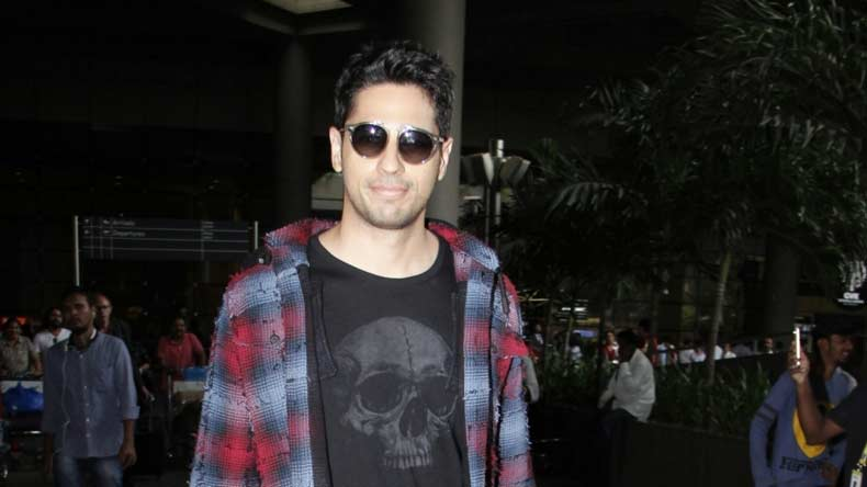 Actor Sidharth Malhotra raps new age R&B song