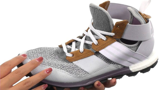 High-tops to whites, invest in different sneakers