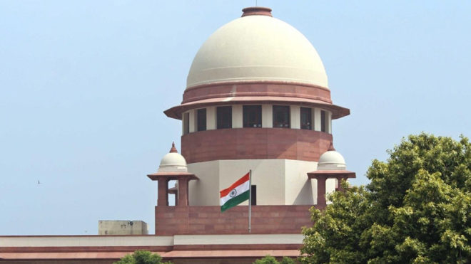 SC imposes Rs 10 lakh each on two challenging CJI selection method