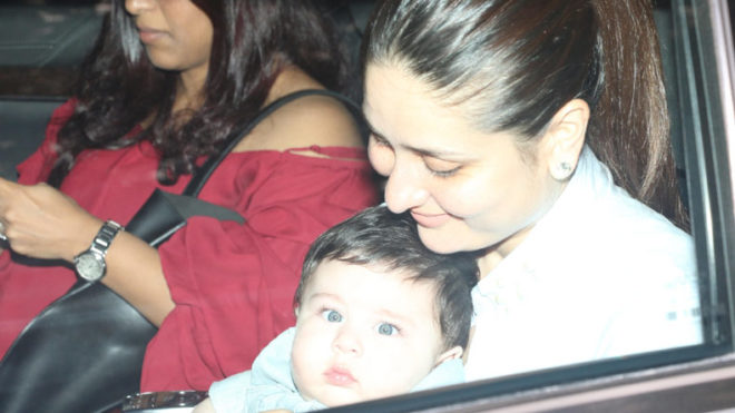 Taimur Ali Khan to make his Bollywood debut; here's the story behind