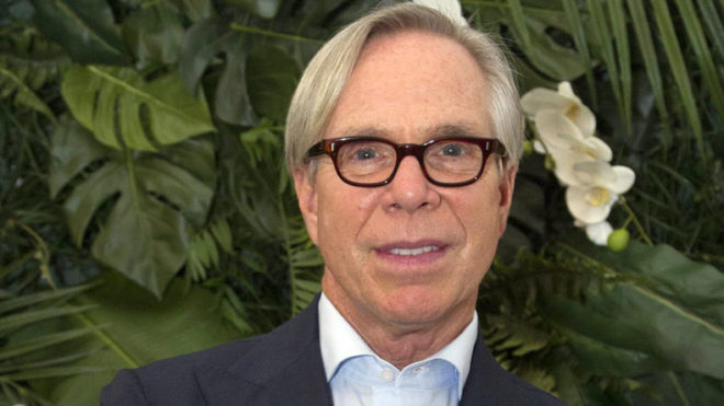 Tommy Hilfiger was inspired by Andy Warhol