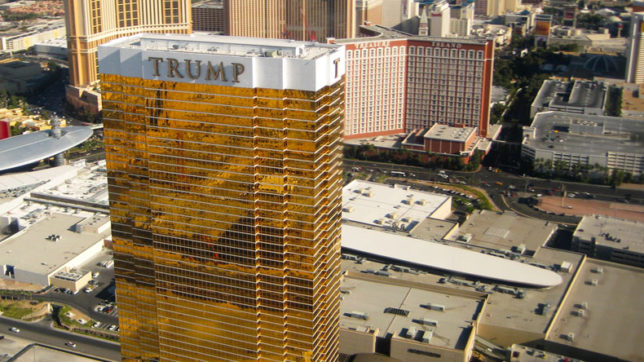 Trump International Hotel saw strong profit in early 2017
