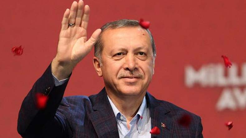 Reform Turkey's ruling party for 2019 elections: Turkish President Erdogan