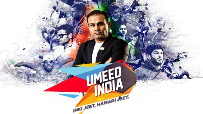 Sehwag's show launches crowdfunding initiative to empower athletes