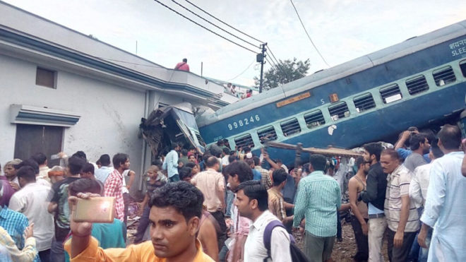 Utkal Express derailment: Indian Railways, Muzaffarnagar administration launch helpline numbers to assist affected families