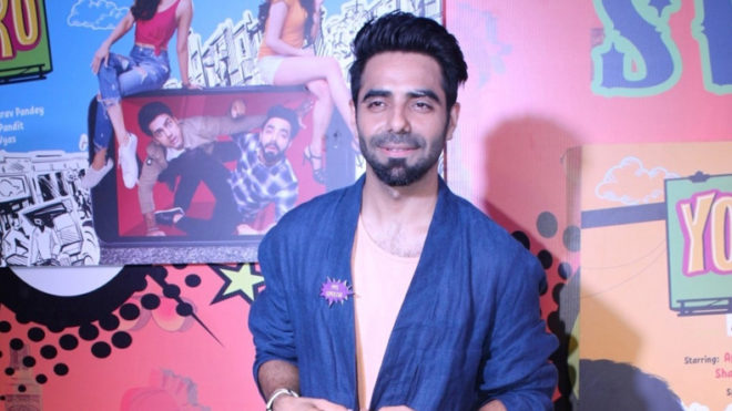 I'm an extrovert in real life: Aparshakti Khurana
