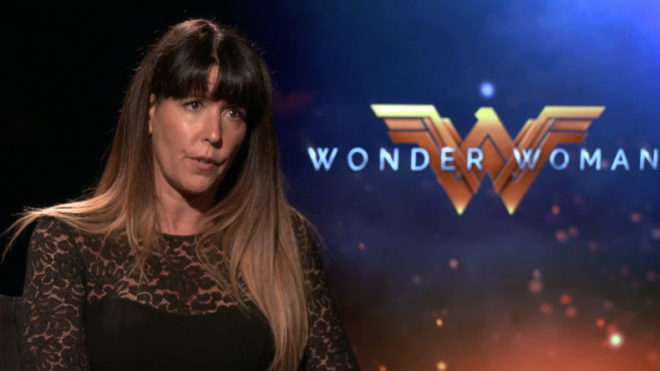 Patty hits back at Cameron's 'Wonder Woman' criticism