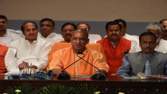 Yogi Adityanath orders 'grand' Janmashtami celebrations in UP
