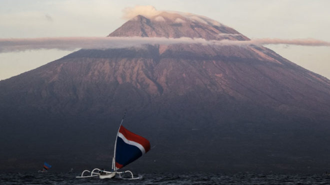 Bali Volcano: More than 1,44,000 evacuated in wake of an eruption