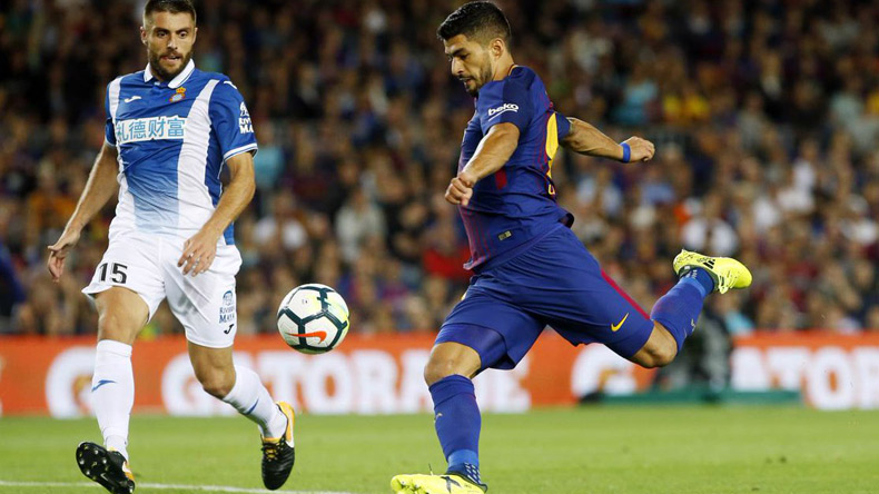 La Liga: Barca and Real Sociedad on top after matchday 3