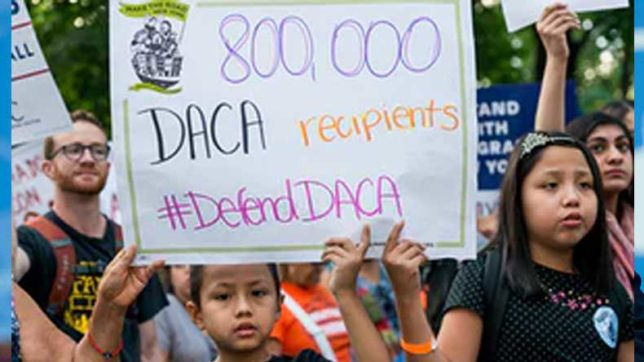 New York to file lawsuit to protect DACA recipients