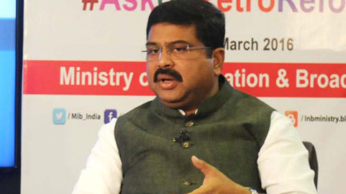 No need to change daily revision in fuel prices regime: Dharmendra Pradhan